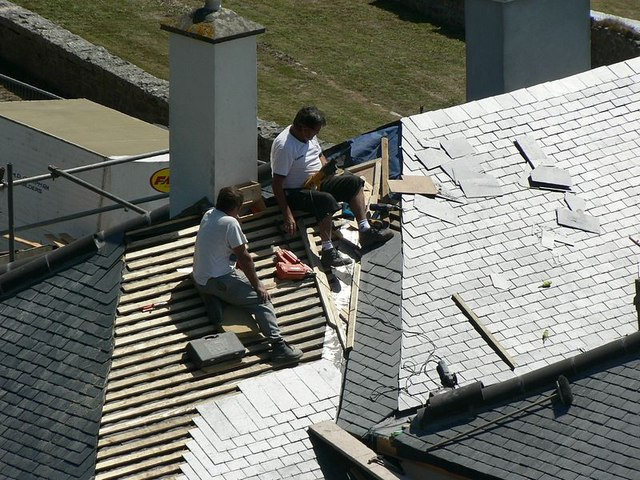 Roof Repair Charlottesville VA